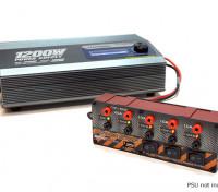 Hobbyking Powers - Sicherung geschützt Energieverteiler