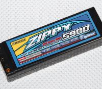ZIPPY 5900mAh 2S2P 60C Hardcase-Pack