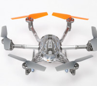 Walkera QR Y100 Wi-Fi FPV Mini Hexacopter IOS und Android kompatibel (Mode 2) (Ready to Fly)