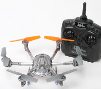Walkera QR Y100 Wi-Fi FPV Mini Hexacopter IOS und Android kompatibel (Modus 1) (Ready to Fly)
