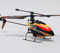 Hobbyking FP100 2.4Ghz 4CH Micro Helicopter Mode 2 (RTF)