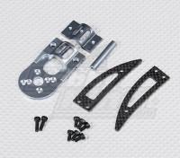 Turnigy Talon V2 Motor Mount / Fahrwerk Set