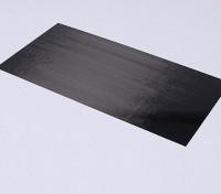 Carbonfaserblatt 0.3mm * 300mm * 150mm
