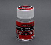 Track Silikon Diff Oil (hohe Viskosität) 100000cSt (50 ml)