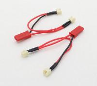 1.25 Molex Serial Adapter - Rot JST weiblich (2pc)