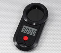 Turnigy LCD-Tachometer V2 für Hubschrauber 800 ~ 4200rpm und Flugzeug Props 0 ~ 20000rpm