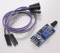 Kingduino Mini Flammen-Feuer-Wavelength-Sensor