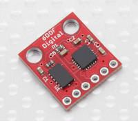 Kingduino 6-DOF IMU Modul Attitude Control-6DOF 3205 345