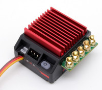 Track GenII 120A 1 / 10th Skala Sensored Brushless Car ESC (ROAR / BRCA-Zulassung)