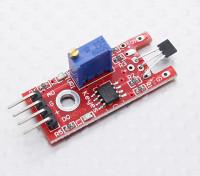 Kingduino Compatible Linear Magnetic Holzer Sensor