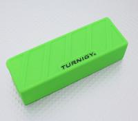 Turnigy weiche Silikon-Lipo Battery Protector (1600-2200mAh 3S Grün) 110x35x25mm