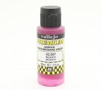 Vallejo Premium-Farbe Acrylfarbe - Magenta (60 ml)