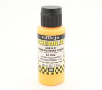 Vallejo Premium-Farbe Acrylfarbe - Golden Yellow Fluo (60 ml)