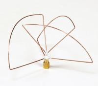 Zirkular polarisierte 1,2 GHz Transmitter-Antenne (RP-SMA) (LHCP) (Kurz-)