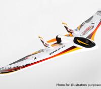 HobbyKing® ™ Mini Sonic Fliegen-Flügel EPO 588mm w / Motor (ARF)
