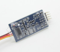 Dr. Mad Thrust 4-Kanal-Elektronik An / Aus-Schalter