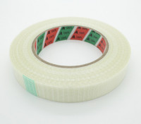 High Strength Chequered Fibre-Tape 20mm x 50m