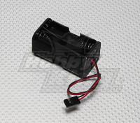 4 x AA Batteriehalter (Rx-Packung)