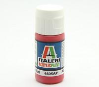 Italeri Acrylfarbe - Gloss Red
