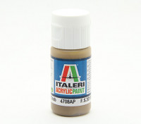 Italeri Acrylfarbe - Flat Field Drab
