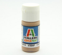 Italeri Acrylfarbe - Sandgelb RLM 79
