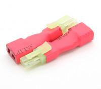 Mini Tamiya T-Verbindungsstück Batterie-Adapter (2 Stück / bag)