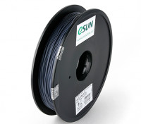 ESUN 3D-Drucker Glühfaden Grau 1.75mm PLA 0,5 kg Spool
