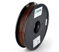 ESUN 3D-Drucker Glühfaden Brown 1.75mm ABS 0.5KG Spool