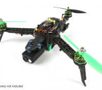 Quanum Trifecta Mini faltbare Tricopter Frame (KIT)