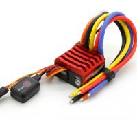 Track Sportler 60A 1/10-Skala Sensored Brushless Car ESC (ROAR approved)