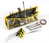 Turnigy Fabrikator 3D-Drucker-Tool-Kit mit Aufbewahrungstasche