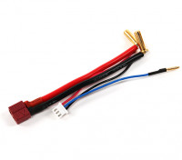 T-Verbinder Buchse W / JST-XH 2S Harness für Hard Case Lipoly