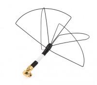 Rund Wireless-Skew Planar-Rad-Antenne für 1,2 GHz-Sender (RHCP SMA)