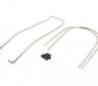 SR4 SR5 - Heckregal Axle & Balance Rod