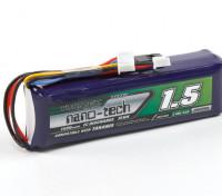 Turnigy Nano-Tech-1500mAH LiFe 3S 9,9V Transmitter-Pack (Taranis-kompatibel)