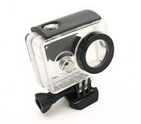 Unterwassergehäuse für Xiaoyi-Action-Kamera w / Universal Quick Release Berg