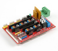 3D-Drucker RAMPS 1.4 Control Board Kingduino Mega-Schild