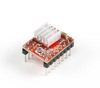 A4988 Schrittmotortreiber-Modul für 3D-Drucker mit Kühlkörper