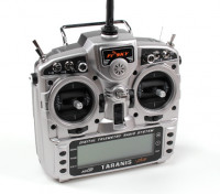 FrSky 2,4 GHz ACCST TARANIS X9D / X8R PLUS Telemetry Radio System (Mode 2) EU-Version