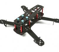 A250 Carbon-Faser-Racing-Rahmen