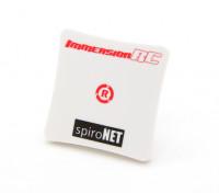 SpiroNet 8dBi RHCP Mini-Patch-Antenne