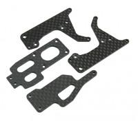 BSR 1000R Ersatzteile - Carbon-Faser-Frames