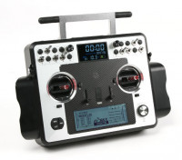FrSky 2,4 GHz Taranis X9E Digitale Telemetrie Radiosystem EU Version Mode 1 (EU-Stecker)