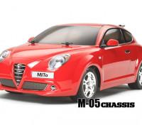 Tamiya 1/10 Alfa Romeo MiTo w / M05 Chassis Kit 58453