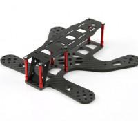 Quanum AXE FPV 180 Racing Rahmen Billet-Block 3mm Kohle