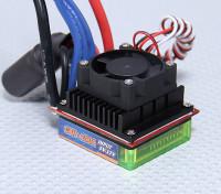 HobbyKing® ™ Brushless Car ESC 100A w / Rückwärts (Upgrade-Version)
