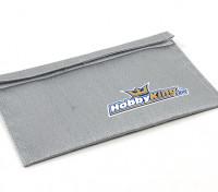 HobbyKing® ™ Feuerverzögernde LiPoly Batterie-Beutel (Flat) (230x140mm) (1pc)