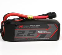 Turnigy Graphene 2200mAh 3S 65C LiPo-Pack w / XT60