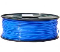 Hobbyking 3D-Drucker Filament 1.75mm PLA 1KG Spool (Bright Blue)