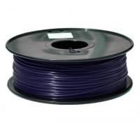 Hobbyking 3D-Drucker Filament 1.75mm PLA 1KG Spool (dunkelblau)